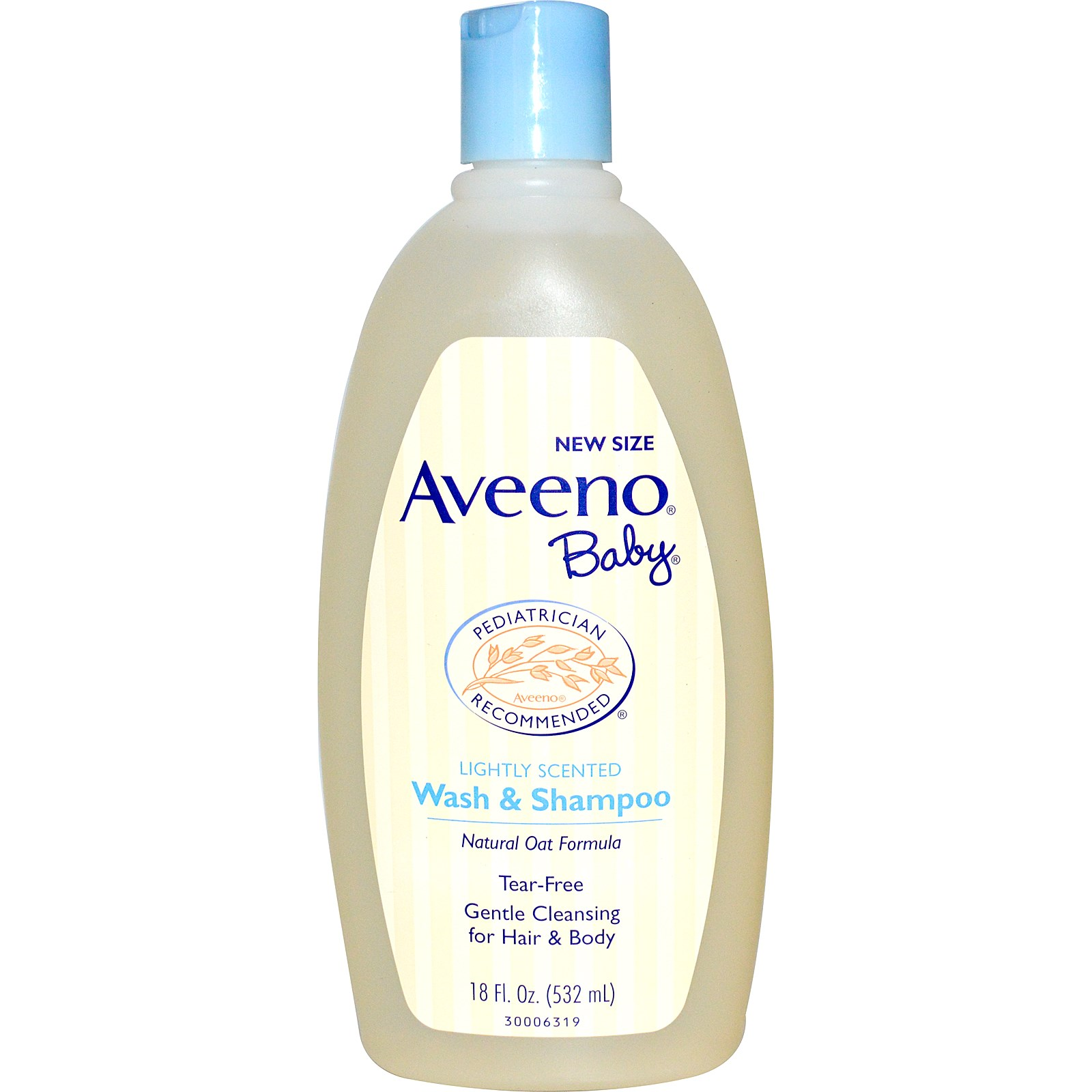 AVO 02390 1 1 - Aveeno Baby wash and shampoo