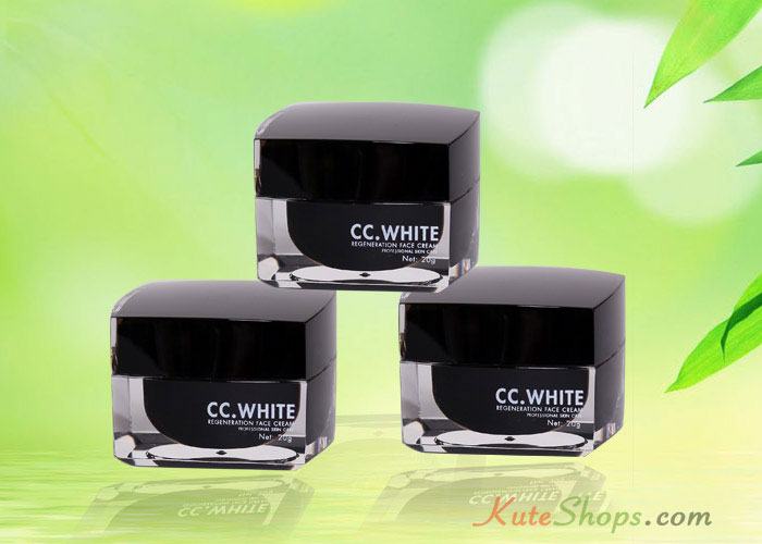 Kem face tái sinh Regeneration Face Cream CC White