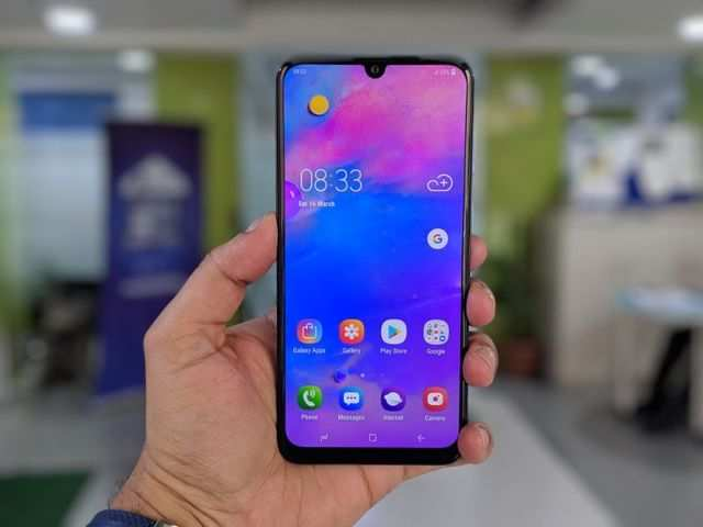 Samsung Galaxy M30 - Price in India, Full Specifications